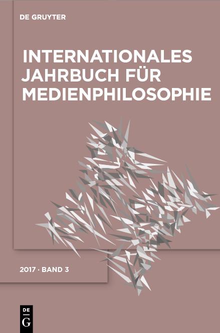 AG Medienphilosophie - Jahrbuch Band 3