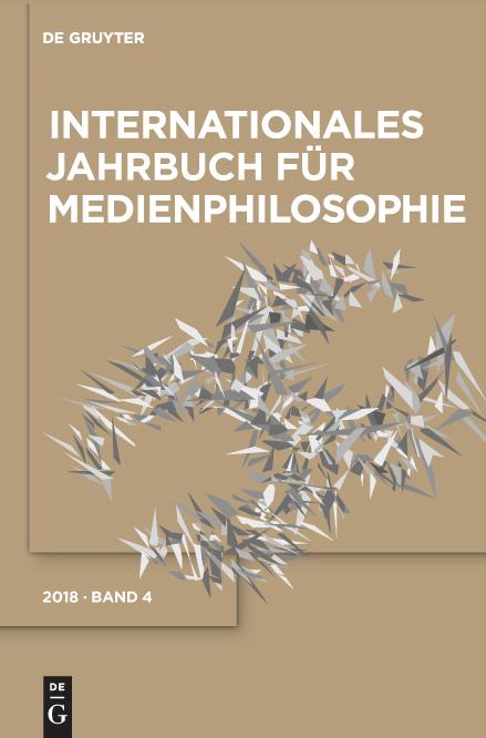 AG Medienphilosophie - Jahrbuch Band 4